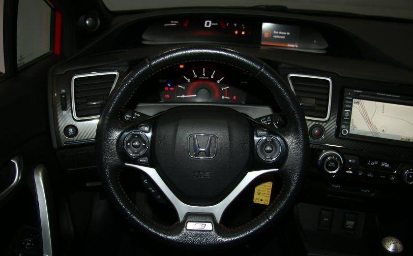 2013 Honda Civic Si A/C MAGS BLUETHOOT NAV #14