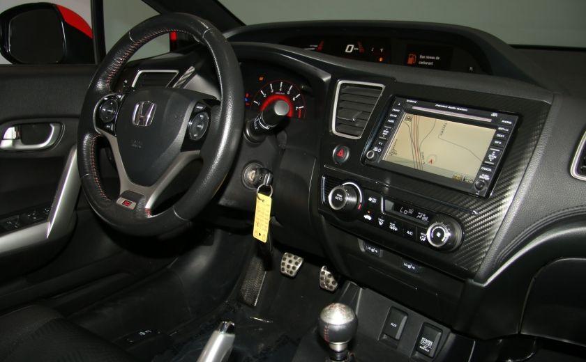2013 Honda Civic Si A/C MAGS BLUETHOOT NAV #22