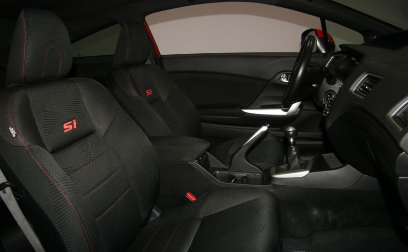 2013 Honda Civic Si A/C MAGS BLUETHOOT NAV #23