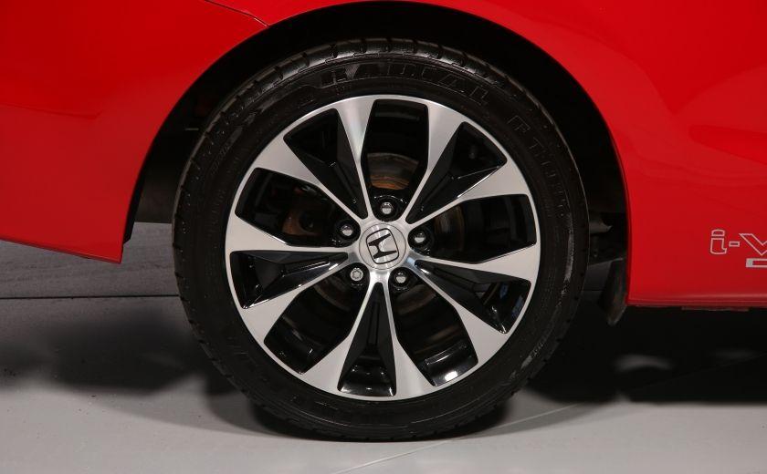 2013 Honda Civic Si A/C MAGS BLUETHOOT NAV #29