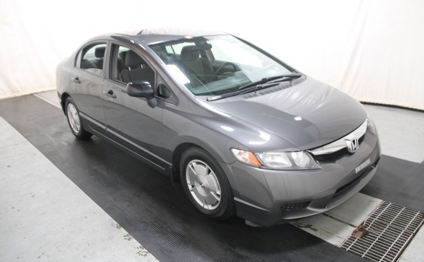 2011 Honda Civic DX-G A/C GR ELECT MAGS #0
