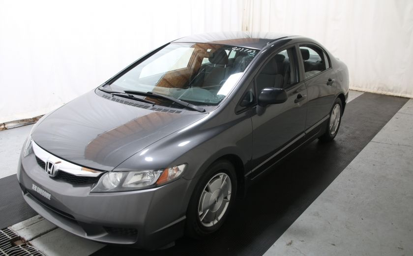 2011 Honda Civic DX-G A/C GR ELECT MAGS #2