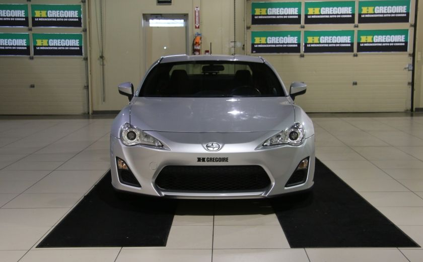 2013 Toyota Scion Auto A/C GR ELECT MAGS BLUETOOTH #1