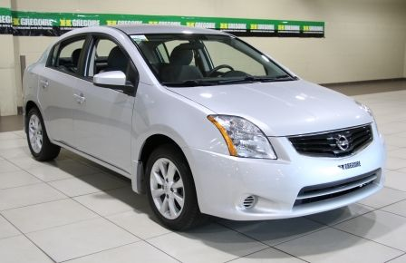 2012 Nissan Sentra 2.0 A/C GR ELECT MAGS in Abitibi