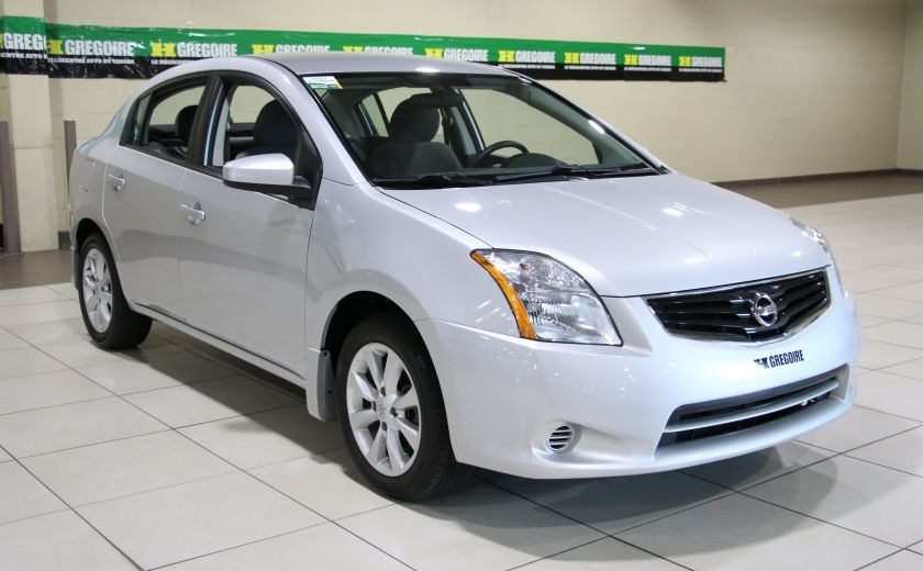 2012 Nissan Sentra 2.0 A/C GR ELECT MAGS #0