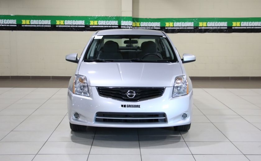 2012 Nissan Sentra 2.0 A/C GR ELECT MAGS #1