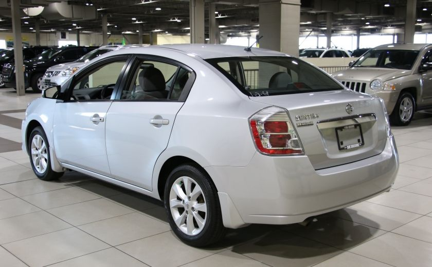 2012 Nissan Sentra 2.0 A/C GR ELECT MAGS #4