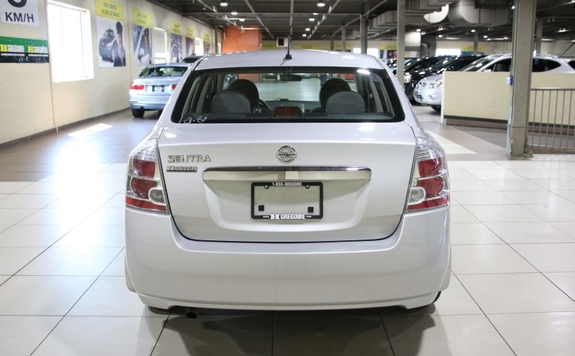 2012 Nissan Sentra 2.0 A/C GR ELECT MAGS #5