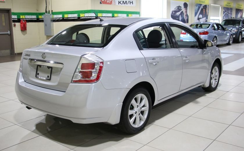 2012 Nissan Sentra 2.0 A/C GR ELECT MAGS #6