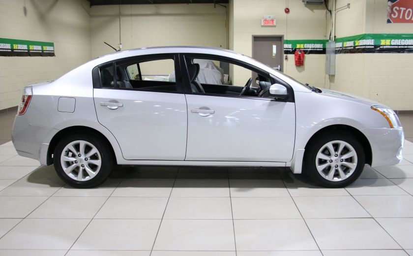2012 Nissan Sentra 2.0 A/C GR ELECT MAGS #7