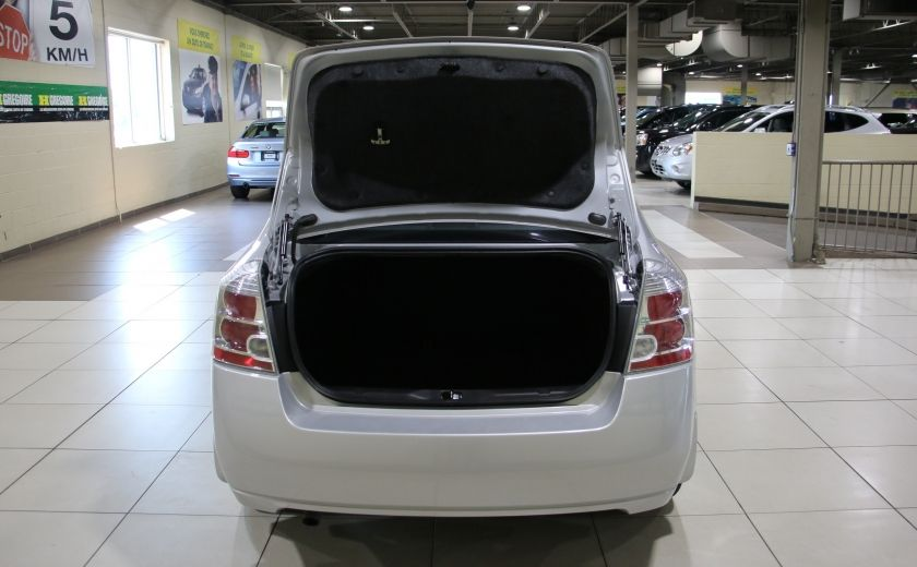 2012 Nissan Sentra 2.0 A/C GR ELECT MAGS #24