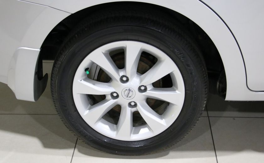 2012 Nissan Sentra 2.0 A/C GR ELECT MAGS #27