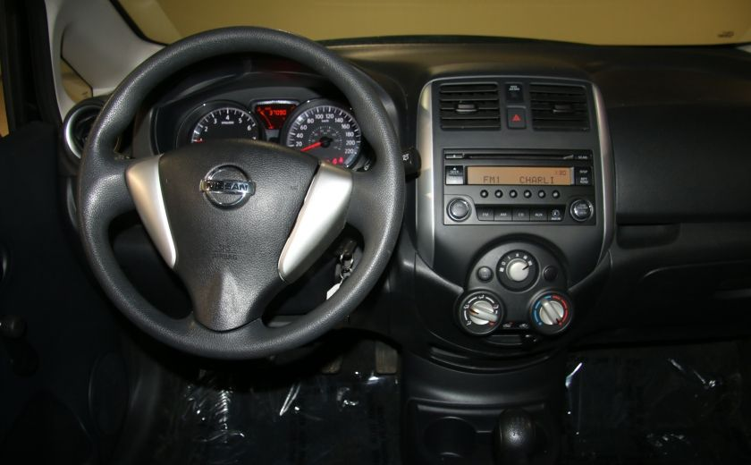 2014 Nissan Versa S #11