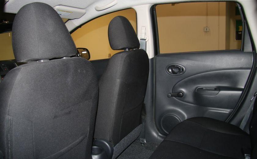 2014 Nissan Versa S #14