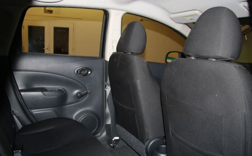 2014 Nissan Versa S #16