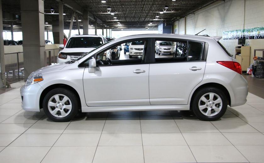2011 Nissan Versa 1.8 SL A/C GR ELECT TOIT MAGS BLUETOOTH #3