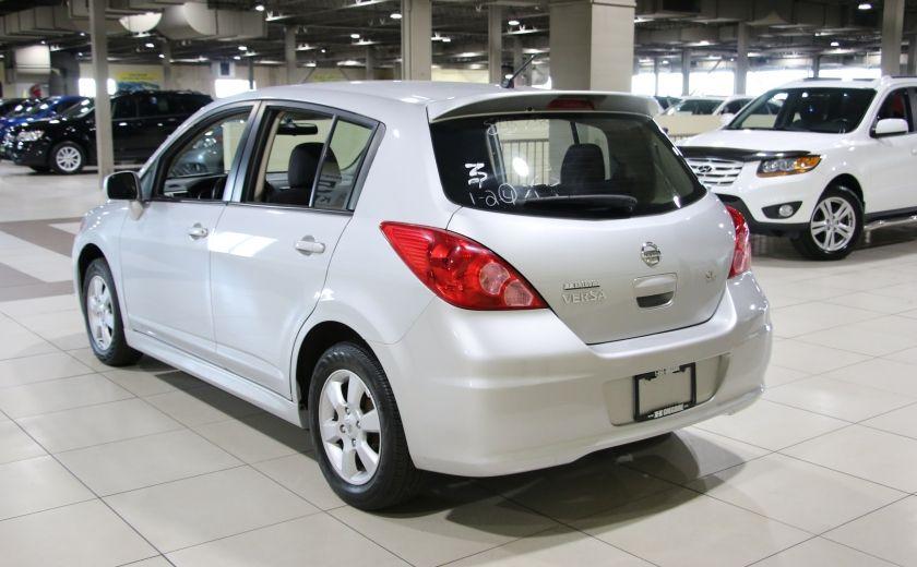 2011 Nissan Versa 1.8 SL A/C GR ELECT TOIT MAGS BLUETOOTH #4