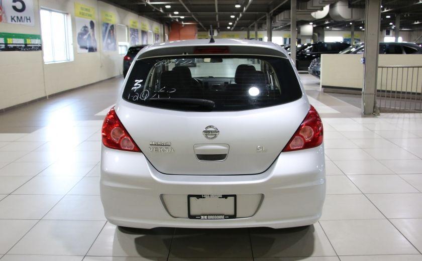 2011 Nissan Versa 1.8 SL A/C GR ELECT TOIT MAGS BLUETOOTH #5