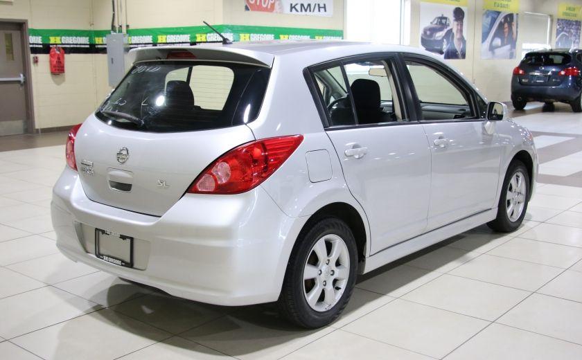 2011 Nissan Versa 1.8 SL A/C GR ELECT TOIT MAGS BLUETOOTH #6