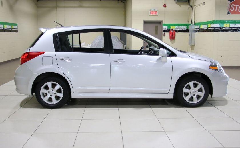 2011 Nissan Versa 1.8 SL A/C GR ELECT TOIT MAGS BLUETOOTH #7