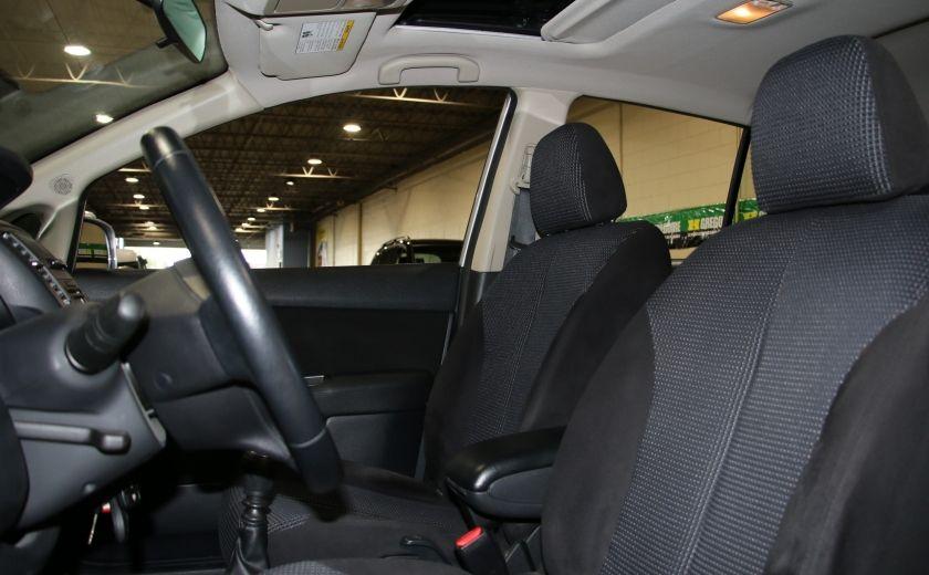 2011 Nissan Versa 1.8 SL A/C GR ELECT TOIT MAGS BLUETOOTH #9