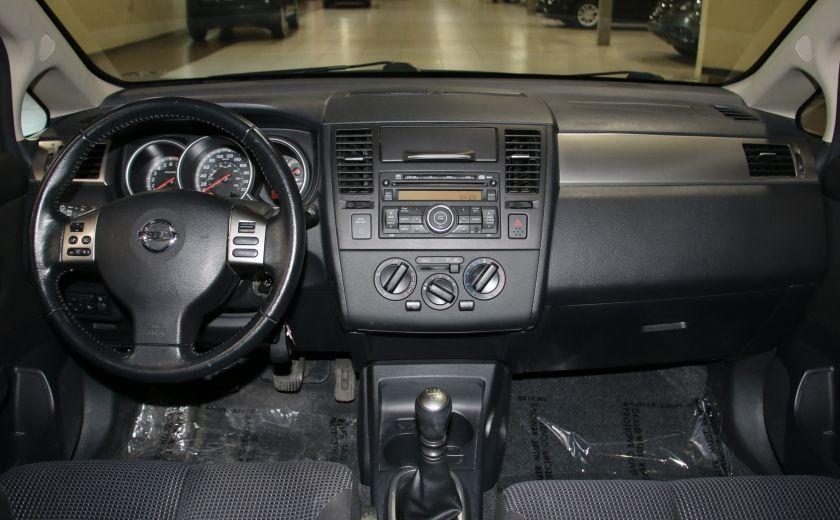 2011 Nissan Versa 1.8 SL A/C GR ELECT TOIT MAGS BLUETOOTH #12