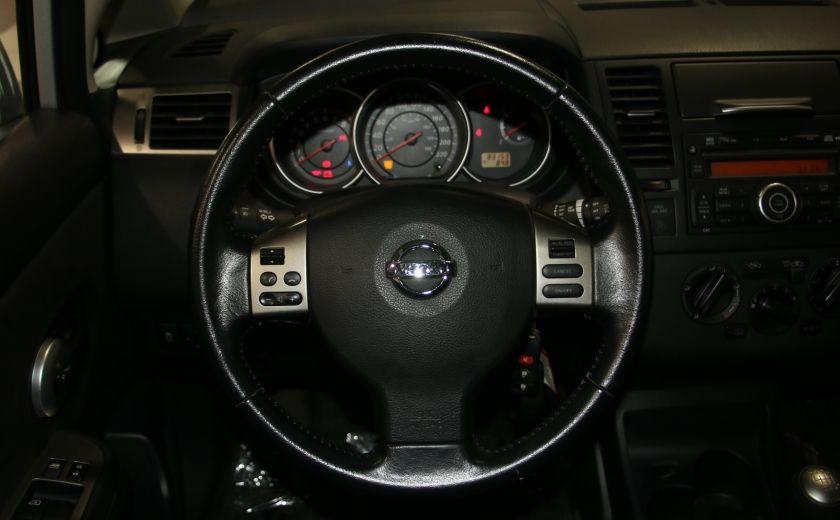 2011 Nissan Versa 1.8 SL A/C GR ELECT TOIT MAGS BLUETOOTH #14