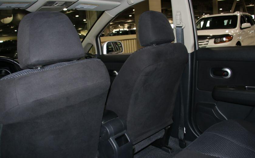 2011 Nissan Versa 1.8 SL A/C GR ELECT TOIT MAGS BLUETOOTH #16