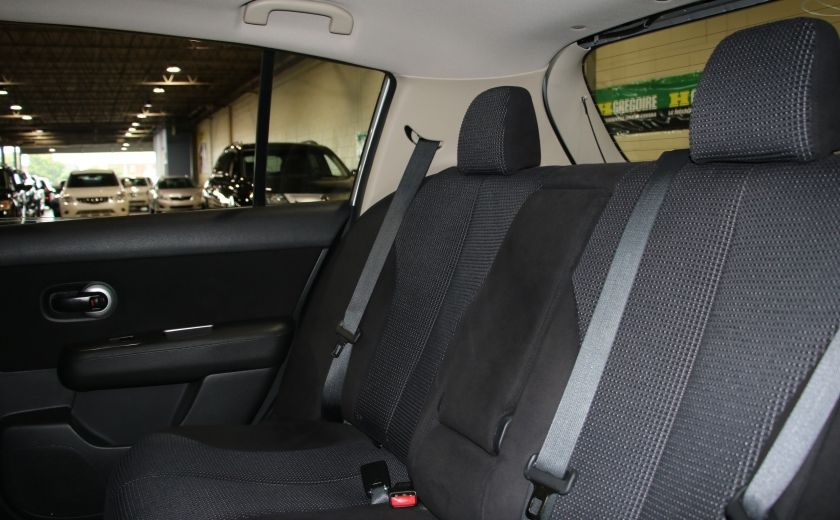2011 Nissan Versa 1.8 SL A/C GR ELECT TOIT MAGS BLUETOOTH #17