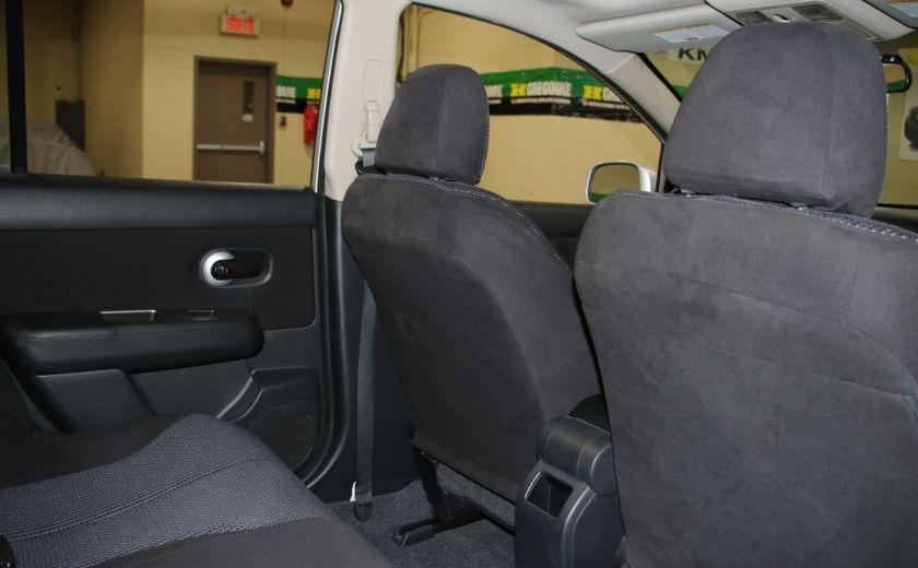 2011 Nissan Versa 1.8 SL A/C GR ELECT TOIT MAGS BLUETOOTH #18