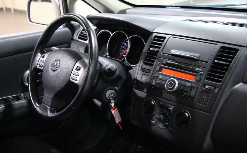 2011 Nissan Versa 1.8 SL A/C GR ELECT TOIT MAGS BLUETOOTH #20