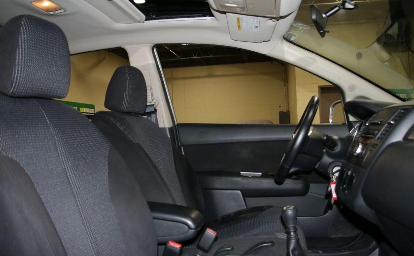 2011 Nissan Versa 1.8 SL A/C GR ELECT TOIT MAGS BLUETOOTH #21