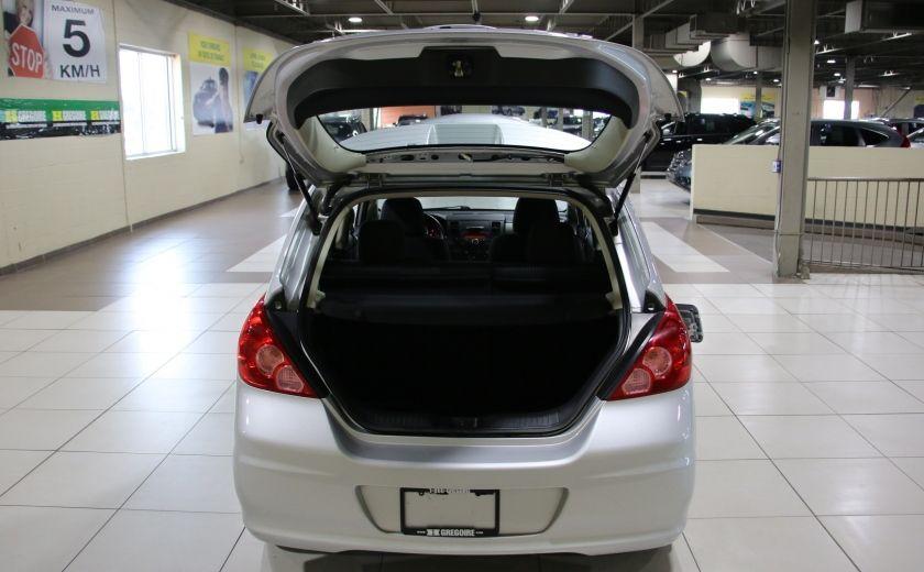 2011 Nissan Versa 1.8 SL A/C GR ELECT TOIT MAGS BLUETOOTH #24