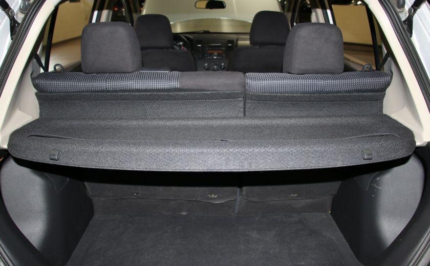 2011 Nissan Versa 1.8 SL A/C GR ELECT TOIT MAGS BLUETOOTH #25
