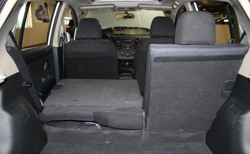 2011 Nissan Versa 1.8 SL A/C GR ELECT TOIT MAGS BLUETOOTH #26