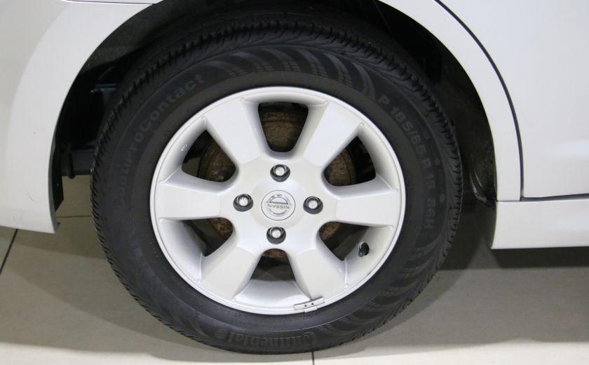 2011 Nissan Versa 1.8 SL A/C GR ELECT TOIT MAGS BLUETOOTH #27