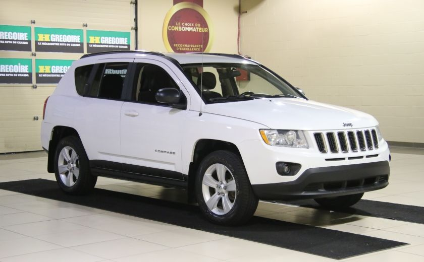 2012 Jeep Compass 4WD AUTO A/C GR ELECT MAGS #0
