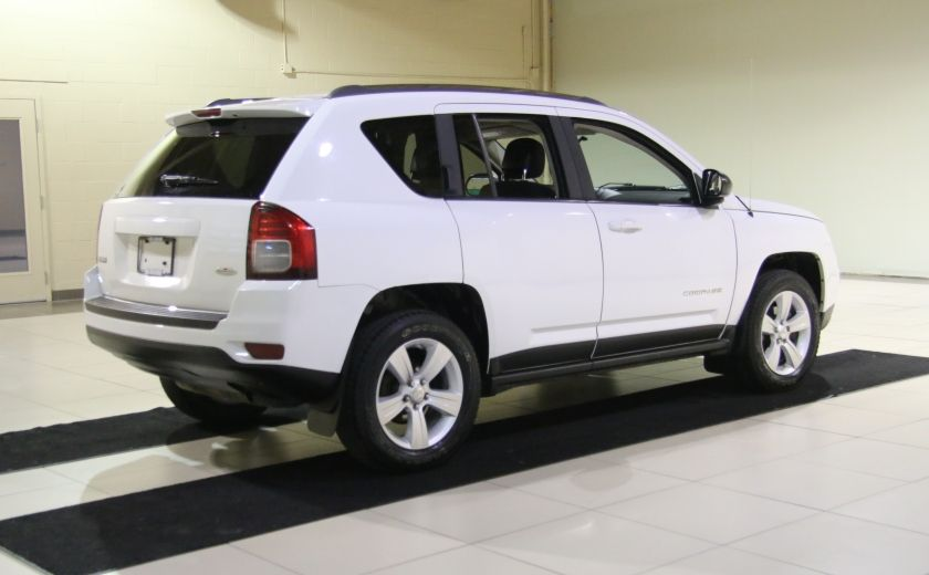 2012 Jeep Compass 4WD AUTO A/C GR ELECT MAGS #6