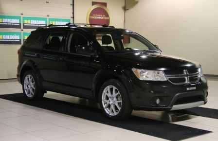 2015 Dodge Journey Limited AUTOMATIQUE A/C MAGS BLUETHOOT à Montréal