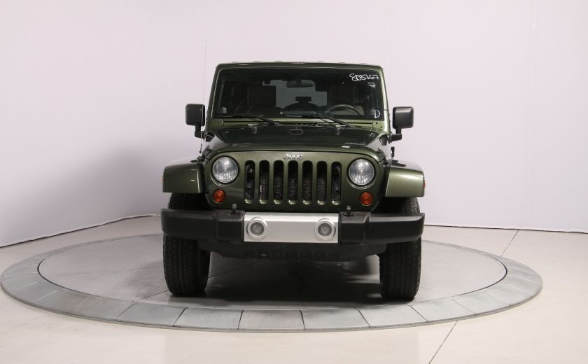 2008 Jeep Wrangler Unlimited Sahara 4WD A/C MAGS #1