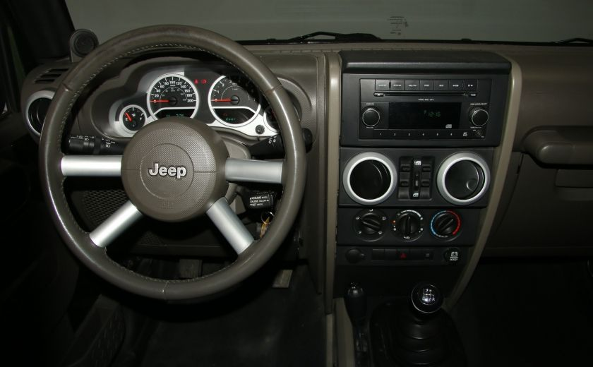 2008 Jeep Wrangler Unlimited Sahara 4WD A/C MAGS #11