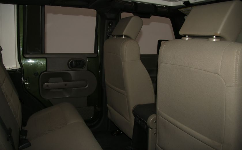 2008 Jeep Wrangler Unlimited Sahara 4WD A/C MAGS #18