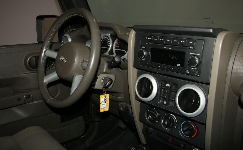 2008 Jeep Wrangler Unlimited Sahara 4WD A/C MAGS #21