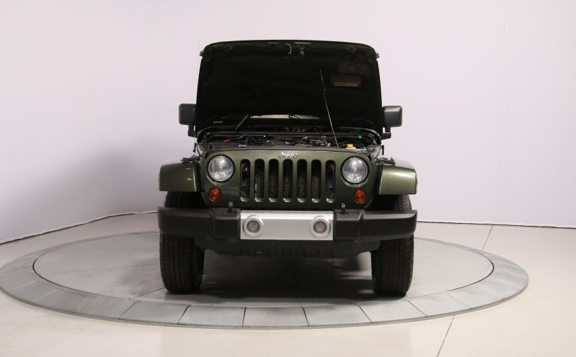 2008 Jeep Wrangler Unlimited Sahara 4WD A/C MAGS #24