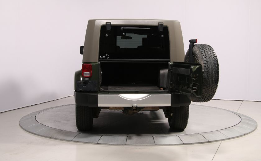 2008 Jeep Wrangler Unlimited Sahara 4WD A/C MAGS #25