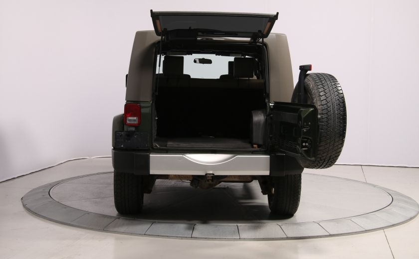 2008 Jeep Wrangler Unlimited Sahara 4WD A/C MAGS #26