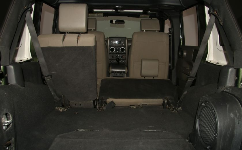 2008 Jeep Wrangler Unlimited Sahara 4WD A/C MAGS #28