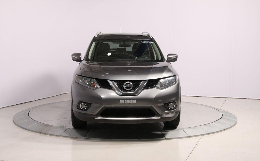 2015 Nissan Rogue SV #1