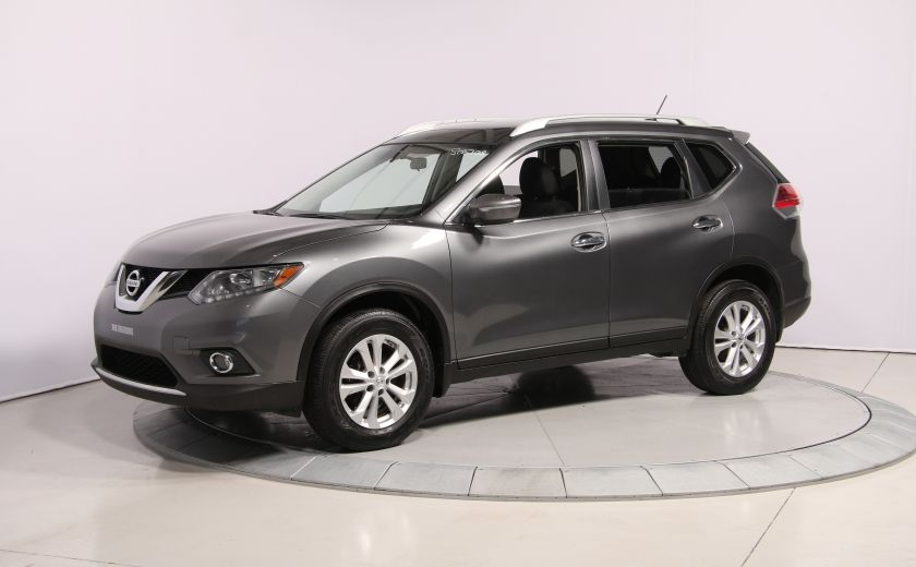 2015 Nissan Rogue SV #2