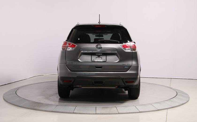 2015 Nissan Rogue SV #5